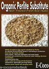 PERLITE SUBSTITUTE (HEAT-TREATED RICE HUSK, HULLS) ORGANIC PERLITE ALTERNATIVE