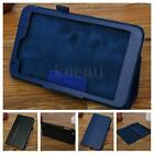 Thin Flip PU Leather Smart Folio Case Cover Stand For Tesco Hudl2 8.3'' Tablet