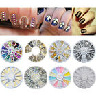 Nail Art Accessories Crystal Rhinestone Christmas Wheel Decoration Manicure Tool