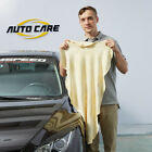 Kyпить Autocare Natural Chamois Leather Car Cleaning Drying Cloth Absorbent Wash Towel на еВаy.соm