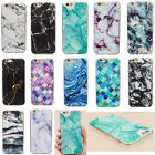 Ultra Slim Rubber Soft TPU Silicone Back Case Cover for Apple iPhone 6s 7 7 Plus