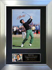SEVE BALLESTEROS Signed Autograph Mounted Photo Repro A4 Print no53
