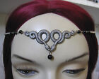 GOTH Medieval Greek SNAKE Renaissance MEDUSA Crown/CIRCLET/Headpiece HALLOWEEN