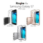 Galaxy S7 Case, Ringke [AIR] Extreme Lightweight Thin Flexible TPU Case