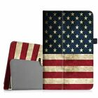 For Sprint Slate 10 Inch (AQT100) 4G LTE Tablet 2015 Folio Case Cover Stand