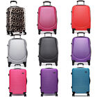 20'' Cabin Suitcase Hard Shell Spinner Luggage Travel Business Trip Case