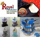 60 Royal Dryness Disposable Neck Sweat Pads Collar Shirt Guard and FREE GIFT