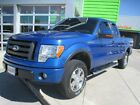 Ford: F-150 2010 Ford F-150 Fx4 Extended Cab  4x4 V8 Blue