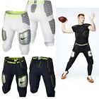 NEW $120 Nike Pro Combat Hyperstrong 3/4 Pants Football Pads Padded Girdle mens