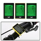 Outdoor Cycling Bike Bicycle Wireless Computer Odometer Speedometer Backlight