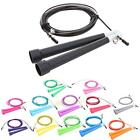 Speed Wire Skipping Jump Rope Fitness Training Sport Exercise Cardio Crossfit