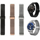 Milanese Stainless Steel Watchband Band Strap for Huawei Smart Watch 3 Colors
