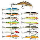 Hard Lure Rapala JOINTED   7 - 13cm  4 - 18g / 18 Colors