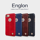 "FOR NILLKIN ""ENGLON SERIES "" Leather Back -Case-Cover-For-iPhone- 7 (4.7"")"