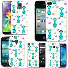printed gel case cover for apple iphone mobiles ref qq9