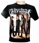 T-shirt maglia rock musica BULLET FOR MY VALENTINE gruppo