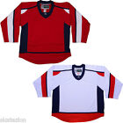Washington Capitals NHL Style Replica Hockey Jersey Tron DJ300 $33.75 USD on eBay