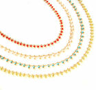 John Wind Necklace Seed Bead New Maximal Art Fashion Jewelry