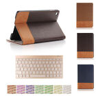"""Folio Leather Case Smart Cover and 7 Colors Backlit Keyboard For iPad Pro 12.9"""""""