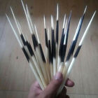 Crafts Accessories Porcupine Quills Hair Stick Weaving Fishing Buoy Production