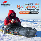 Naturehike Outdoor Duck Down Sleeping Bag Adult Camping Sleeping Bag NH17U800-L