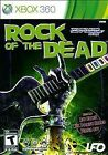 Rock of the Dead - Xbox 360 Tommo Video Game