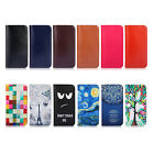 Women Men PU Leather Clutch Wallet Long PU Card Holder Purse Cell Phone Handbag