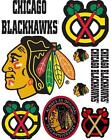 Chicago Blackhawks Iron On T Shirt / Pillowcase Fabric Transfer #1 $5.99 USD on eBay