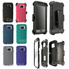 New Shockproof Case for Galaxy Note 5 with Belt Clip fits otterbox defender