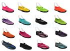 Womens Water Shoes Aqua Socks Yoga Exercise Swim Pool Dance Beach Slip On Surf