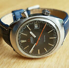 Omega Geneve chronostop date, Original condition 146.009, Fully working!!