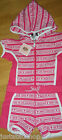 Juicy Couture baby girl summer outfit playsuit romper 18-24 m 2 y BNWT designer