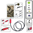 2.0 MP Video Inspection Camera Endoscope 8 MM Android USB Borescope Spy Snake 5