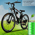 """25"""" Mountain Bicycle 36V 250W Electric Bike Ebike 6grade fly-wheel Adult Riding"""