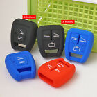 Silicon Rubber key fob cover for Opel Astra Zafira Vauxhall Vectra Omega 2 3 BTN
