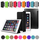 iPad Air 2 Smart Stand Case PU Auto Wake & Sleep Slim Light Magnetic Cover
