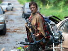 Daryl Dixon The Walking Dead Crossbow Huge Giant Print POSTER Plakat