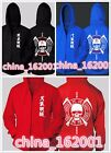new! hot! Mens The Front of Armament Crows Zero Pullover Costume fashion Hoodie