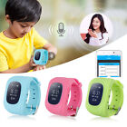 1PC Q50 Anti-lost Children Kids Smart GPS Tracker Wrist Watch For IOS Android CA