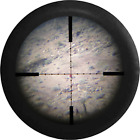 Sniper View through Rifle Scope Military Hunting Shooting Jeep Spare Tire Cover