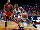 Tyrone Muggsy Bogues Charlotte Hornets Sport Huge Giant Wall Print POSTER on eBay