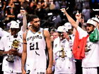 Tim Duncan San Antonio Spurs Finals Basketball Giant Wall Print POSTER on eBay