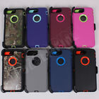 for Apple iPhone 7 Plus Case Cover(Belt Clip fits Otterbox Defender)