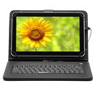 "iRULU eXpro 10.1"" Android 5.1 Quad Core Bluetooth 8GB Tablet PC w/ Keyboard NEW"