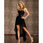 Suzanjas Party-/Cocktailkleid mit Pailletten schwarz M - L 38 - 40
