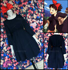 Kiki's Delivery Service Kiki Uniform Made Cosplay +Free Shipping