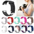 Silicone Rubber Replacement Watch Band Strap Watchband For Fitbit Charge 2 Watch