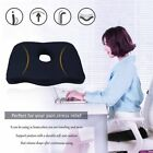 COCCYX ORTHOPEDIC SEAT Comfort Pain Relief Memory Foam Office Car Chair Cushion
