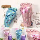 1 X Big Baby Shower Feet Foil Balloon Birthday Party Decoration Balloons A52
