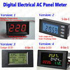 Внешний вид - Digital LCD AC Voltmeter LED Panel Voltmeter Volt Amp Watt Power Combo Monitor